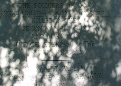 Brookwood vojenská část 37