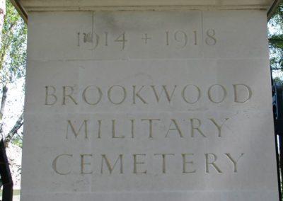 Brookwood vojenská část 61