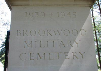 Brookwood vojenská část 62