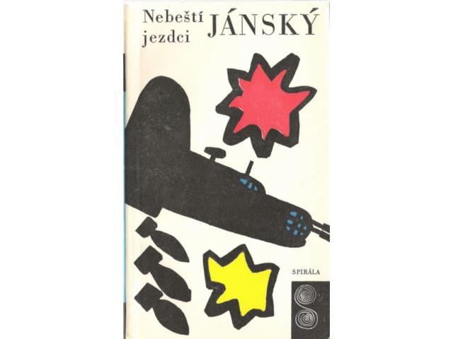 Třetí české vydání knihy Filipa Jánského Nebeští jezdci.
