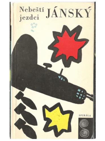 Druhé české vydání knihy Filipa Jánského Nebeští jezdci