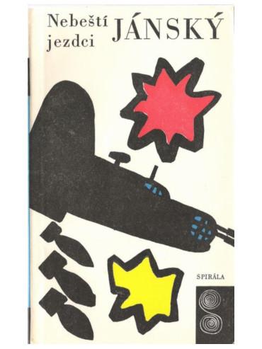 Třetí české vydání knihy Filipa Jánského Nebeští jezdci