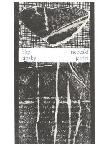 První slovenské vydání knihy Filipa Jánského Nebeští jezdci - Nebeskí jazdci