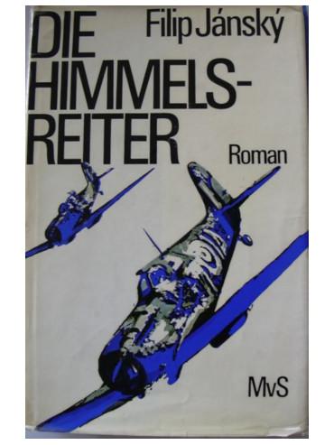 Německé vydání knihy Filipa Jánského Nebeští jezdci - Die Himmelsreiter
